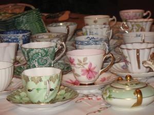 Tante\'s tea cups
