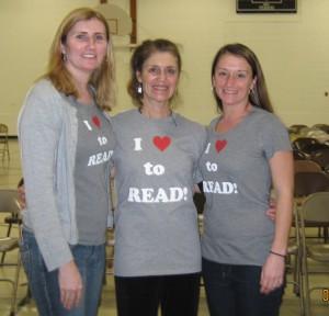 Ellen Mientus, Patricia, Beth Schramm