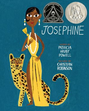 Josephine: The Dazzling Life of Josephine Baker - written by Patricia Hruby Powell