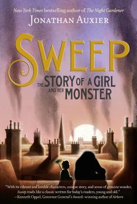 """""""Sweep: The Story of a Girl and Her Monster"""" by Jonathan Auxier"""